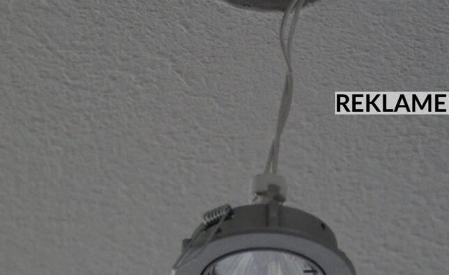 Ljussättning på bra sätt med spotlights